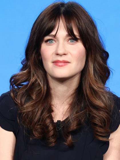 Zooey Deschanel height