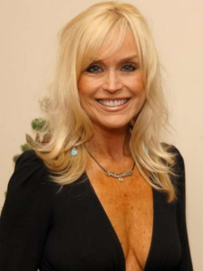 Catherine Hickland height