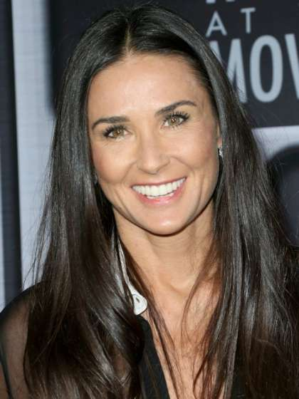 Demi Moore height