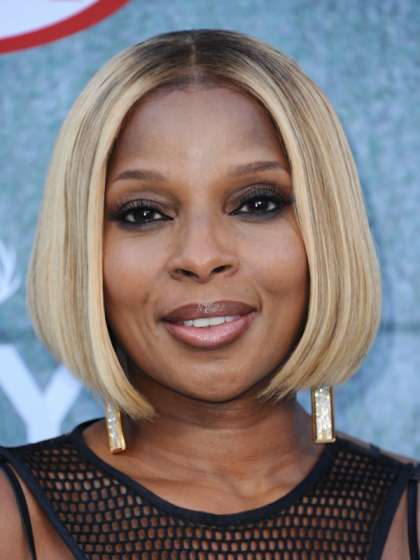 Mary J. Blige height