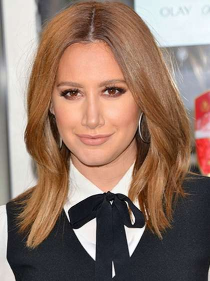 Ashley Tisdale height