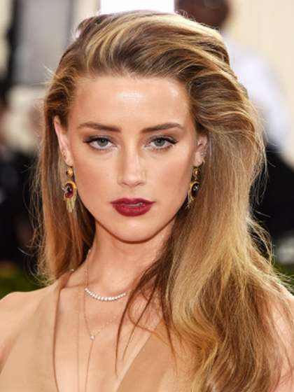 Amber Heard height