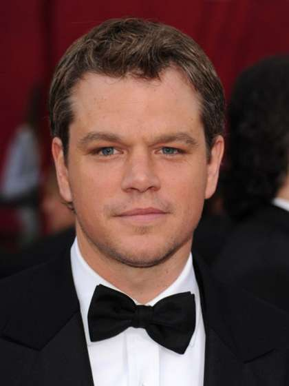 Matt Damon height