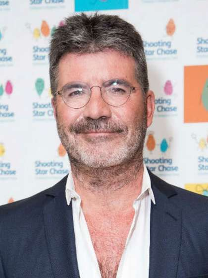 Simon Cowell height