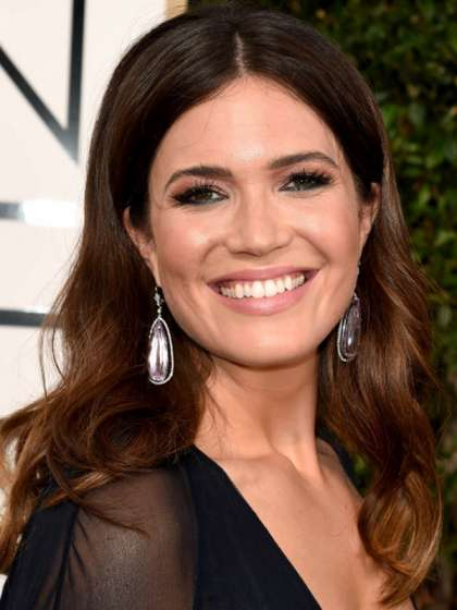 Mandy Moore height