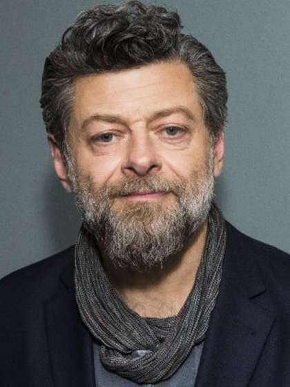 Andy Serkis height