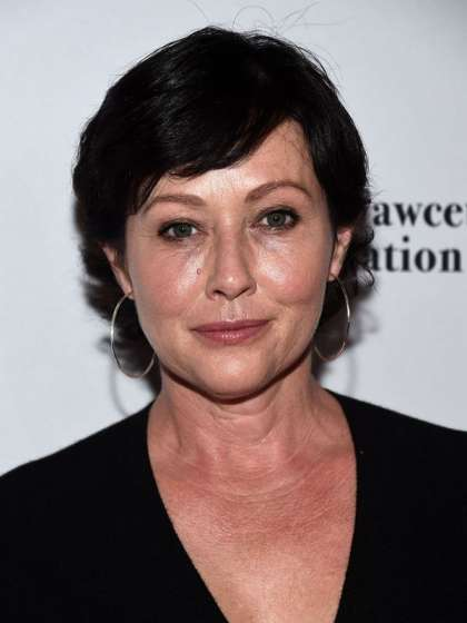 Shannen Doherty height