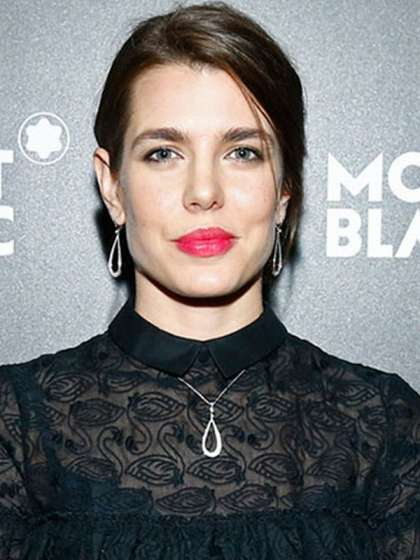 Charlotte Casiraghi height