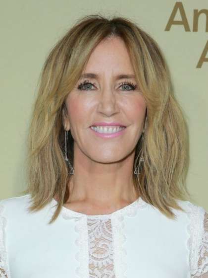 Felicity Huffman height