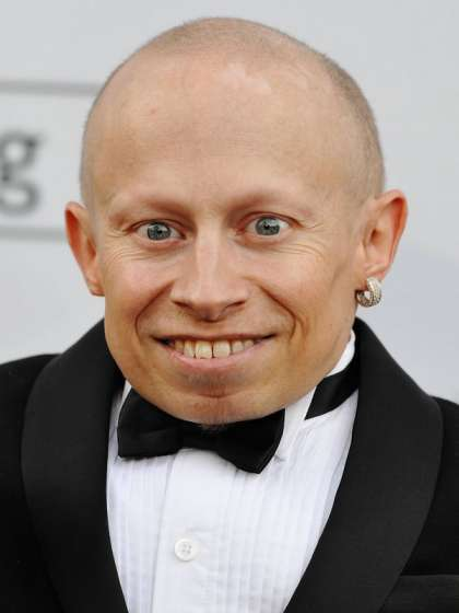 Verne Troyer height
