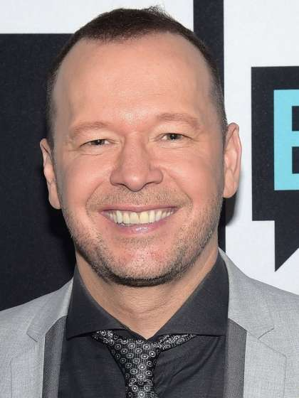 Donnie Wahlberg height