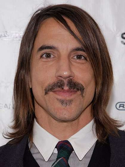 Anthony Kiedis height