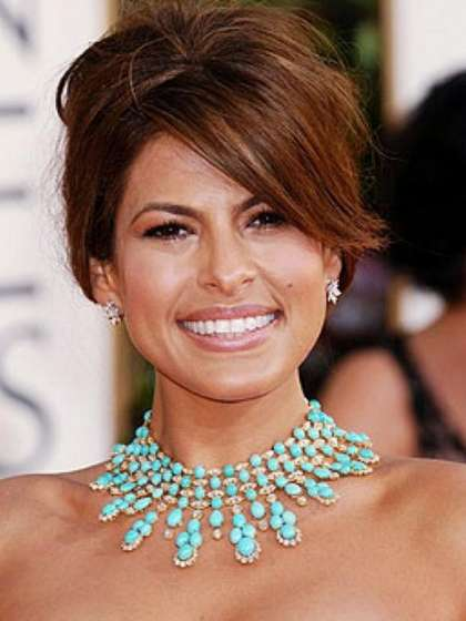 Eva Mendes height