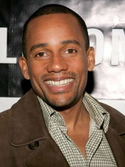 Hill Harper height