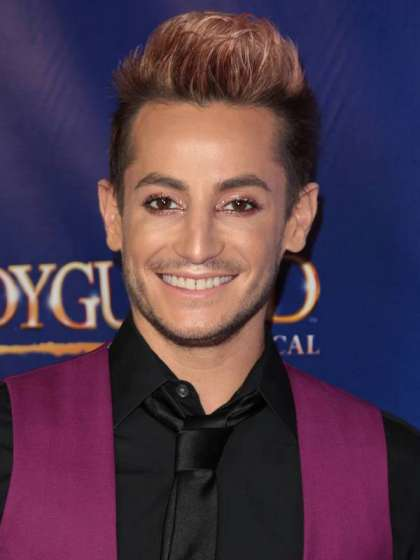Frankie Grande height