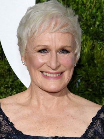 Glenn Close height