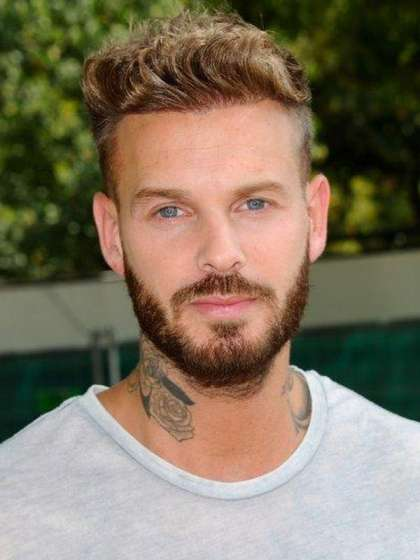 M. Pokora height