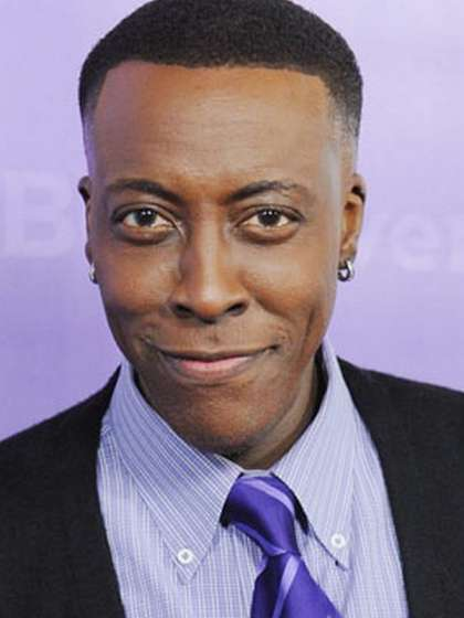 Arsenio Hall height