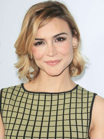 Samaire Armstrong height
