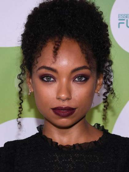 Logan Browning height
