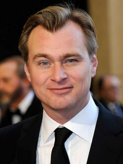Christopher Nolan height