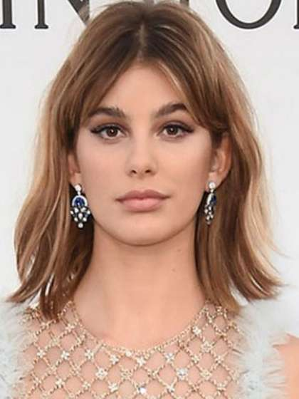 Camila Morrone height