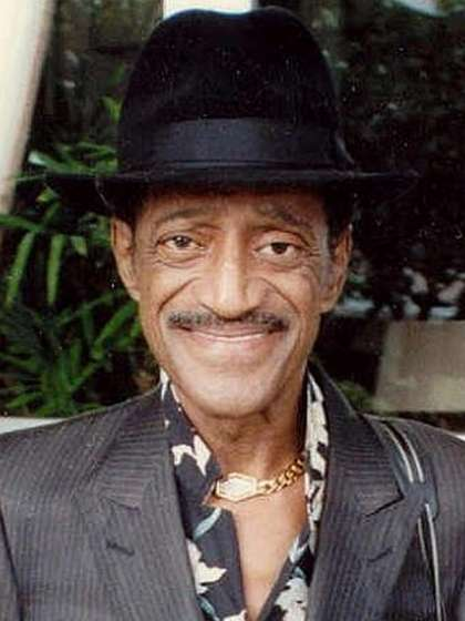 Sammy Davis Jr. height