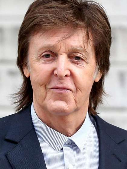 Paul McCartney height