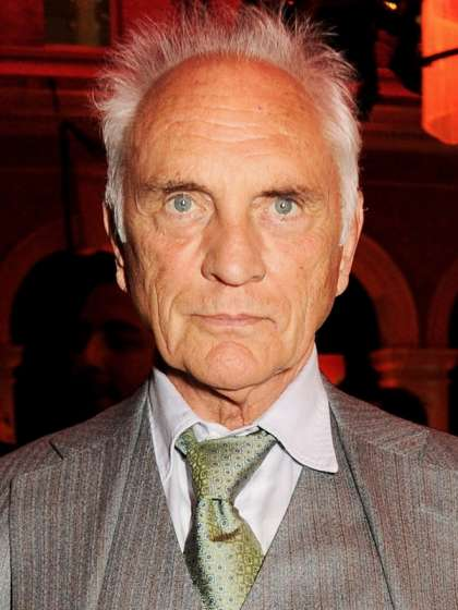 Terence Stamp height
