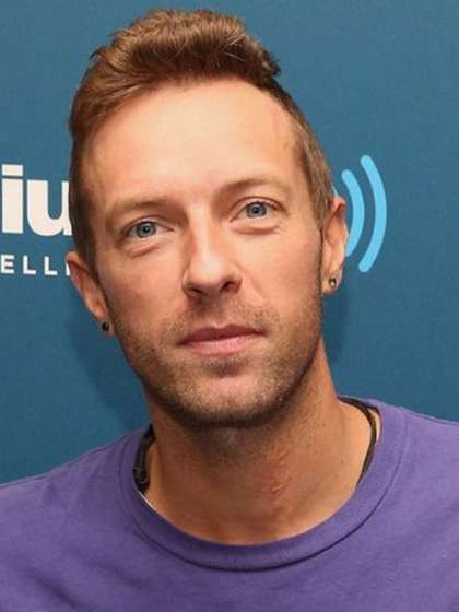 Chris Martin height