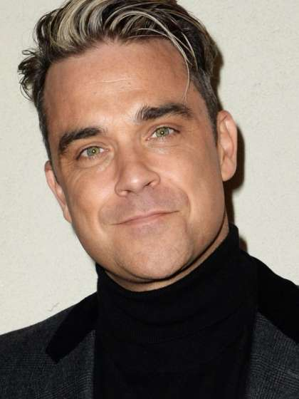 Robbie Williams height
