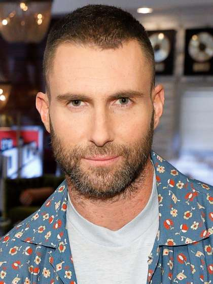 Adam Levine height