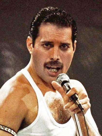 Freddie Mercury height