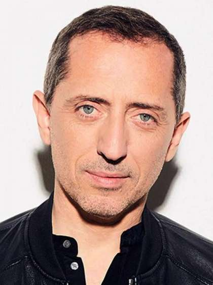 Gad Elmaleh height