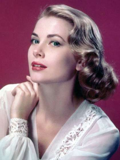 Grace Kelly height