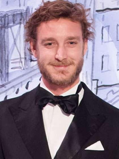 Pierre Casiraghi height
