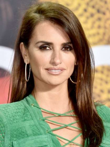 Penelope Cruz height