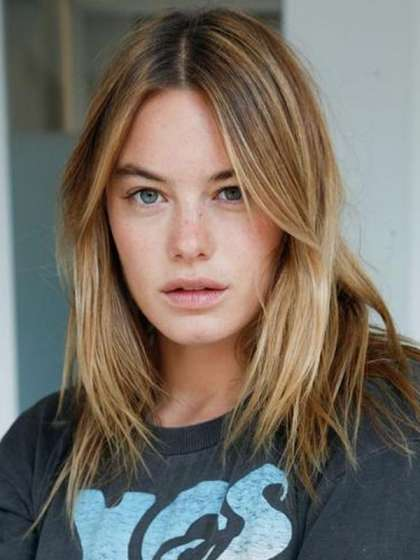 Camille Rowe height