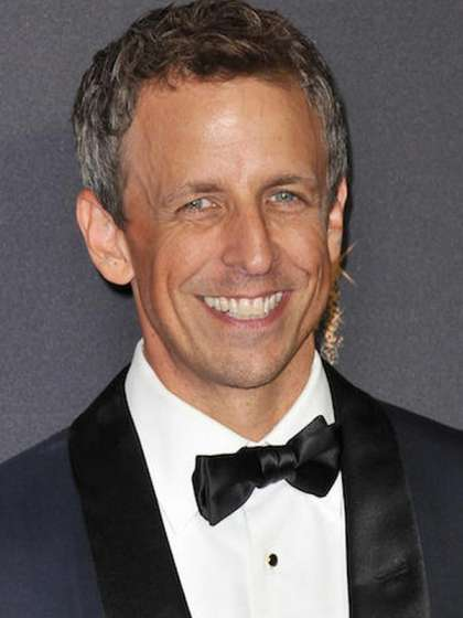 Seth Meyers height