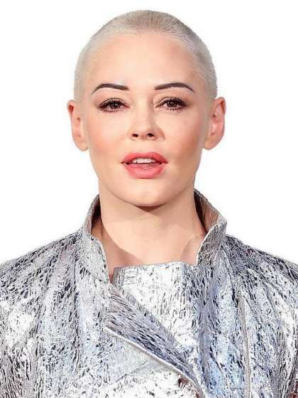 Rose McGowan height