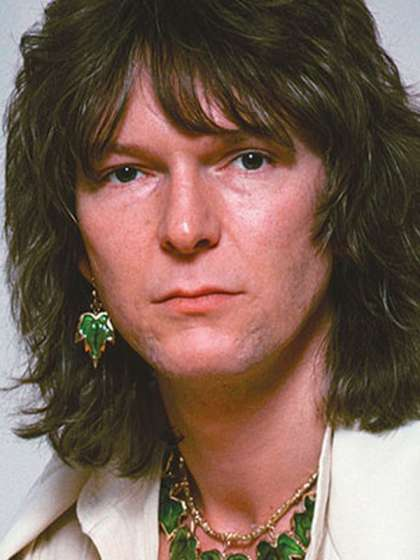 Chris Squire height