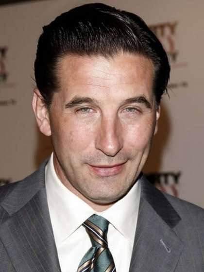 William Baldwin height