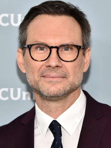Christian Slater height