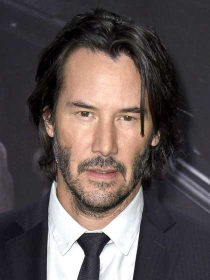 Keanu Reeves height