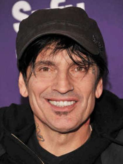 Tommy Lee height