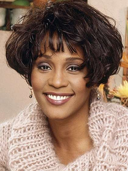 Whitney Houston height