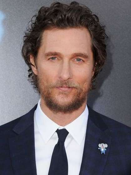 Matthew McConaughey height