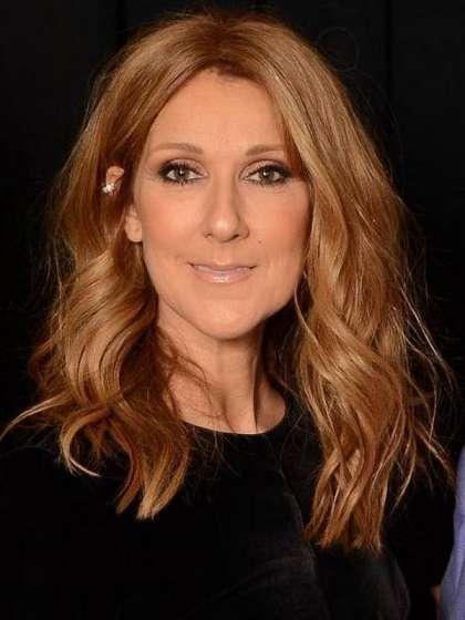 Celine Dion height