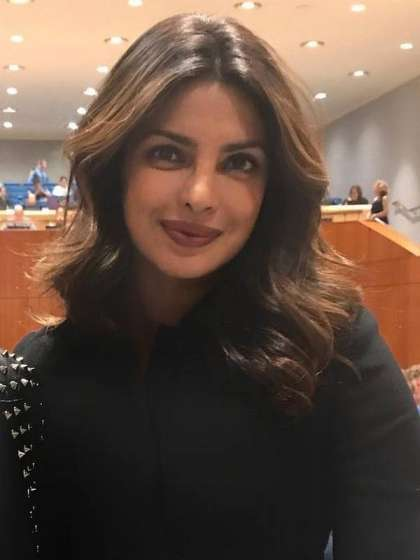 Priyanka Chopra height