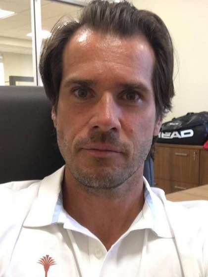 Tommy Haas height